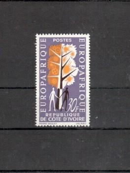 Elfenbeinkueste Michelnummer 271 postfrisch