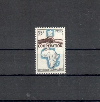Gabun Michelnummer 209 postfrisch
