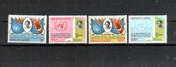 Swaziland Michelnummer 175 - 178 postfrisch