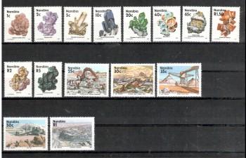 Namibia Michelnummer 683 - 697 postfrisch
