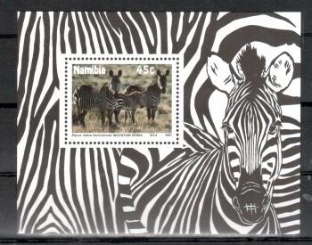 Namibia Michelnummer 706 Block 13 postfrisch
