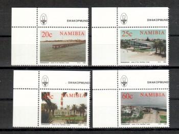 Namibia Michelnummer 723 - 726 postfrisch