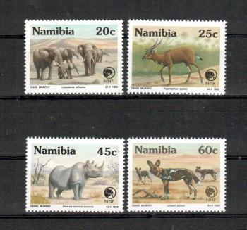 Namibia Michelnummer 735 - 738 postfrisch