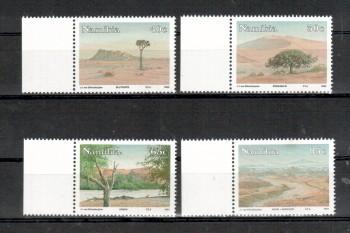 Namibia Michelnummer 743 - 746 postfrisch