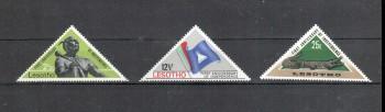 Lesotho Michelnummer 41 - 43 postfrisch