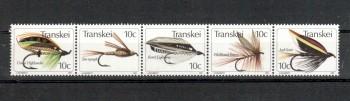 Transkei Michelnummer 83 - 87 postfrisch