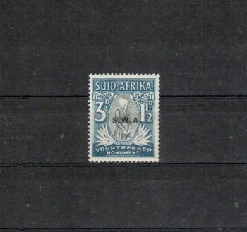 SWA Michelnummer 179 postfrisch Falz