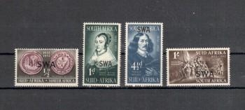 SWA Michelnummer 269 - 270,272 - 273 postfrisch