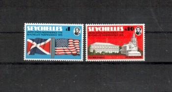 Seychellen 356 - 357 postfrisch
