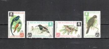 Seychellen 362 - 365 postfrisch