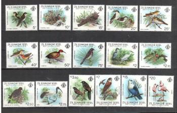 Aeussere Seychellen 50 - 65 postfrisch