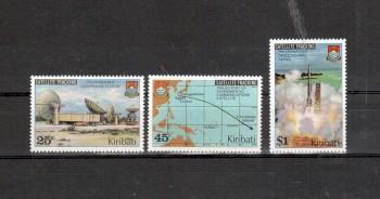 Kiribati Michelnummer 346 - 348 postfrisch