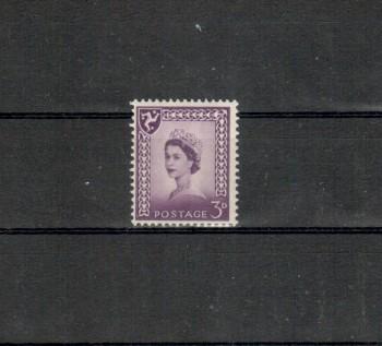 Isle of Man Michelnummer 1 y postfrisch
