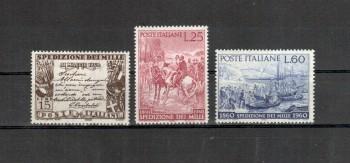 Italien Michelnummer 1060 - 1062 postfrisch