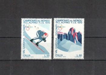 Italien Michelnummer 1303 - 1304 postfrisch