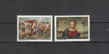 Italien Michelnummer 1305 - 1306 postfrisch