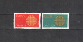 Italien Michelnummer 1309 - 1310 postfrisch