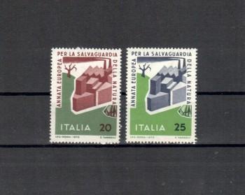 Italien Michelnummer 1325 - 1326 postfrisch