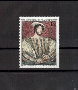 Kunst012 Frankreich Michelnummer 1590 postfrisch