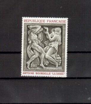 Kunst016 Frankreich Michelnummer 1640 postfrisch