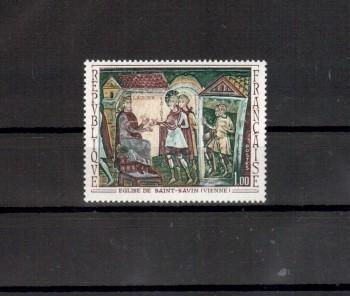 Kunst020 Frankreich Michelnummer 1677 postfrisch