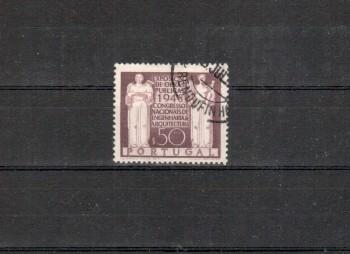 Portugal Michelnummer 724 gestempelt