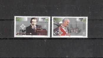 Vatikan Michelnummer 1143 - 1144 postfrisch