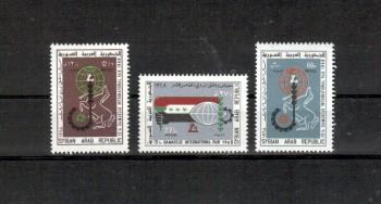 Syrien Michelnummer 1026 - 1028 postfrisch