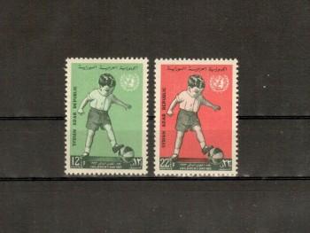 Syrien Michelnummer 848 - 849 postfrisch