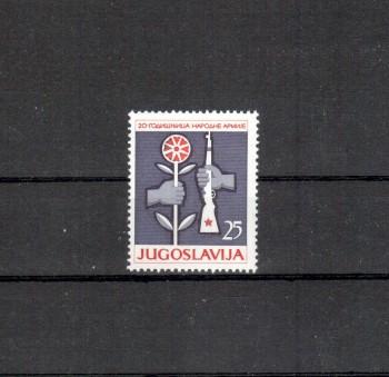 Jugoslawien Michelnummer 971 postfrisch