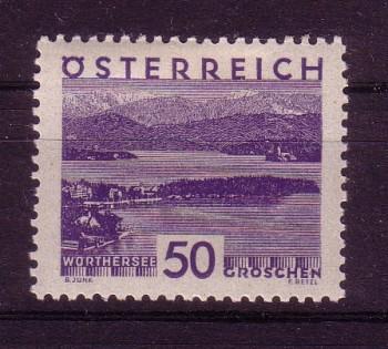 Oesterreich Michelnummer 508 postfrisch Falz
