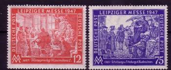 Allierte Besetzung Michelnummer 965 - 966 postfrisch