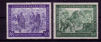 Allierte Besetzung Michelnummer 967 - 968 postfrisch