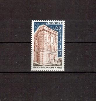 Andorra,frz. Michelnummer 194 postfrisch