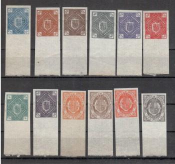 Andorra,span. private Vorlaeuferausgabe von 1875 postfrisch