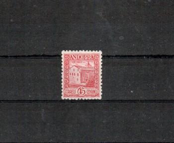 Andorra,span. Michelnummer 38 postfrisch