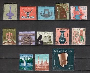 Palestina Michelnummer 139 - 151 postfrisch