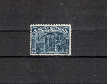 Belgien Michelnummer 144 gestempelt