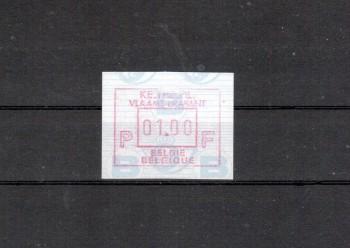 Belgien Michelnummer ATM 23 postfrisch