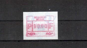 Belgien Michelnummer ATM 25 II postfrisch