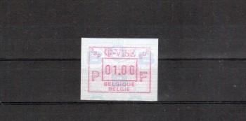 Belgien Michelnummer ATM 27 postfrisch