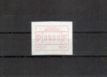 Belgien Michelnummer ATM 3 postfrisch
