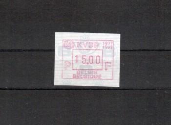 Belgien Michelnummer ATM 33 postfrisch