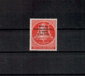 Berlin Michelnummer 118 postfrisch