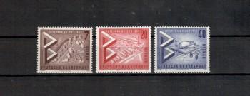 Berlin Michelnummer 160 - 162 postfrisch
