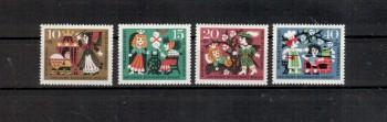 Berlin Michelnummer 237 - 240 postfrisch