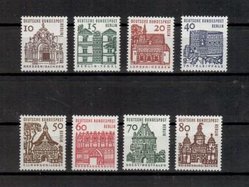 Berlin Michelnummer 242 - 249 postfrisch