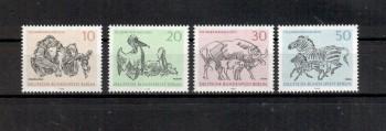 Berlin Michelnummer 338 - 341 postfrisch