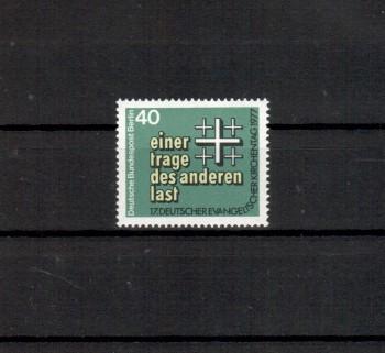 Berlin Michelnummer 548 postfrisch