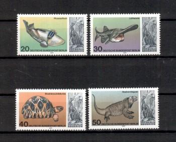 Berlin Michelnummer 552 - 555 postfrisch